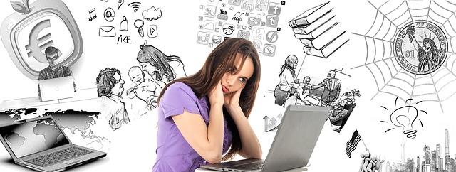 potíže na internetu