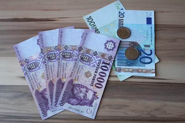 peníze EU a Maďarska