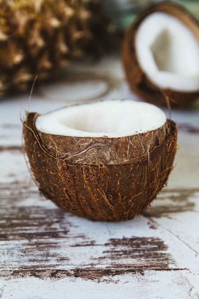 Zázračná voda z kokosu
